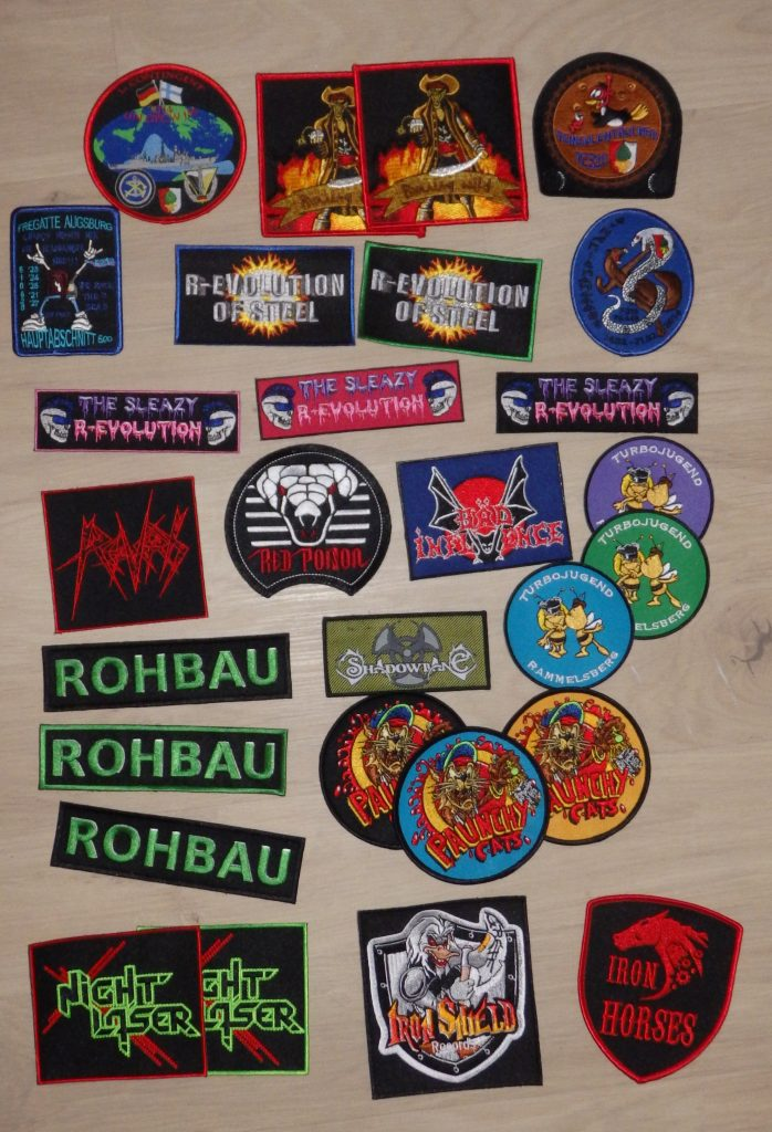 Patches Poser667 Productions