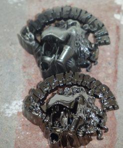 3D metal Pin Plattenkiste
