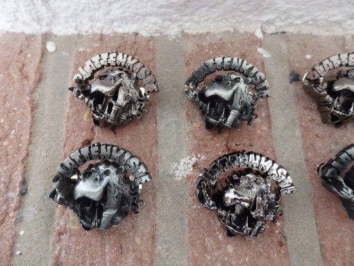3D Metal Pin Poser667 Productions Plattenkiste