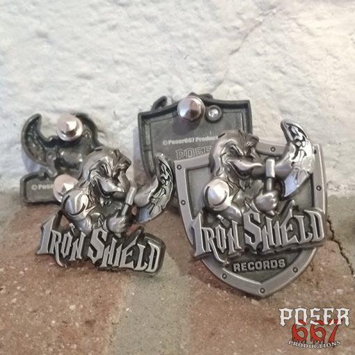 3D Metal Pin Poser667 Productions