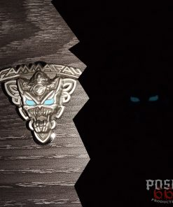Gamma Ray 3D Metal Pin