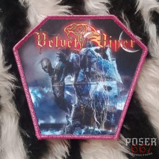 Velvet Viper Patch