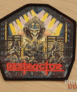 Destructor - Decibel Casualties Patch Poser667 Productions