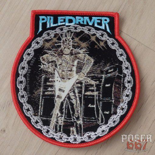 Piledriver Patch - Metal Inquisition