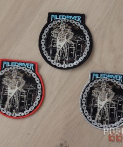 Piledriver Patch - Metal Inquisition