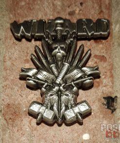 Wizard 3D Pin