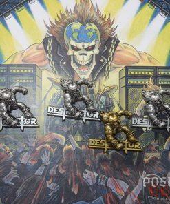 Destructor 3D Metal Pin