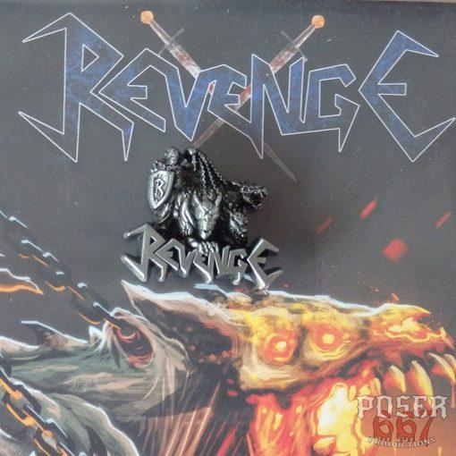 Revenge 3D Pin