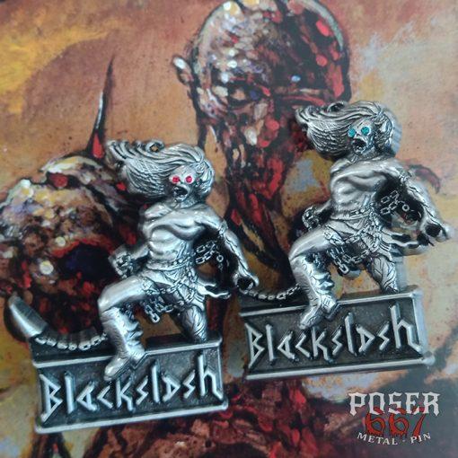 Blackslash 3D Pin