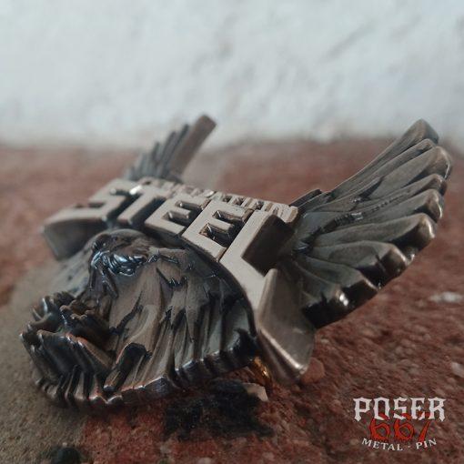 Generation Steel 3D Pin