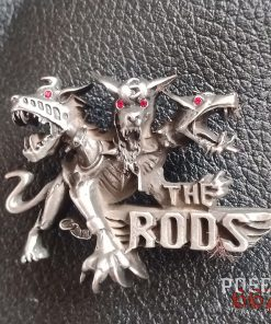 The RODS 3D Pin
