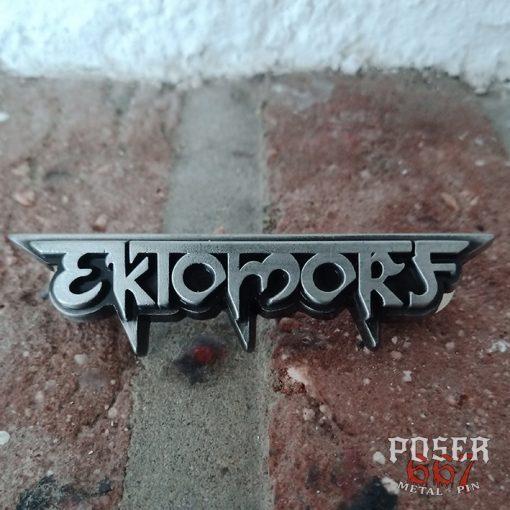 Ektomorf Logo Pin